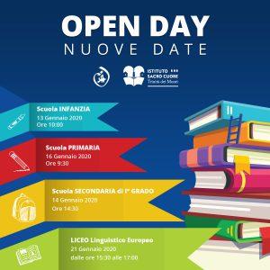 Open Day Roma - Istituto Sacro Cuore